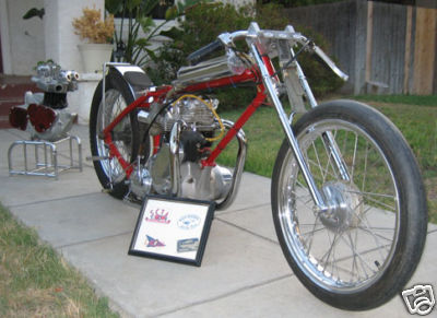 Triumph Bobber photo 2